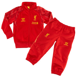 [해외][Order] 13-14 Liverpool(LFC) Infants Presentation Suit (Red) - KIDS