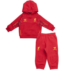 [해외][Order] 13-14 Liverpool(LFC) Infants Track Suit (High Risk Red) - KIDS