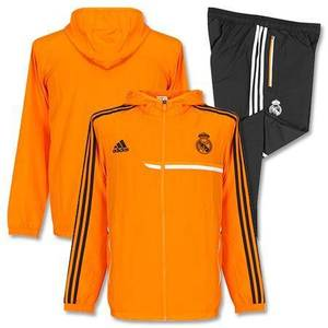 [Order] 13-14 Real Madrid UCL(UEFA Champions League) Training Presentation Tracksuit - Orange