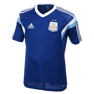 13-15 Argentina (AFA) Training Jersey - Blue