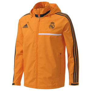 [Order] 13-14 Real Madrid UCL(UEFA Champions League) Travel Jacket - Orange
