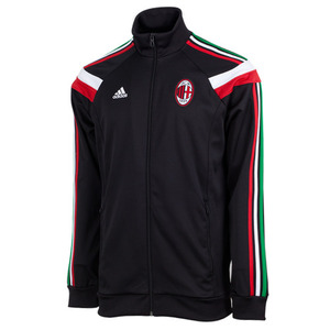 [Order] 13-14 AC Milan Anthem Track Top - Black
