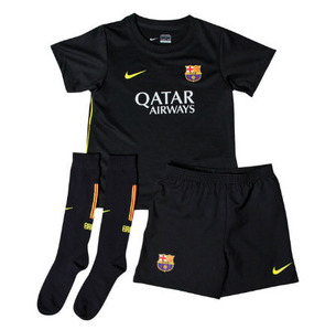 [Order] 13-14 FC Barcelona 3rd Little Boy Kits - KIDS