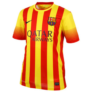 [Order] 13-14 FC Barcelona Boys Away - KIDS