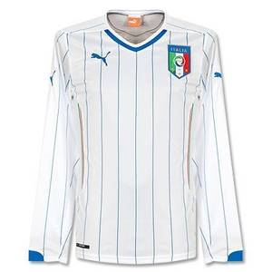 [Order] 14-15 Italy Away L/S