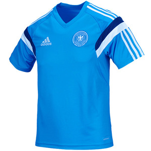 14-15 Germany (DFB) Training Jersey - Blue