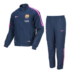 14-15 Barcelona Squard SideLine Woven WarmUp Suit