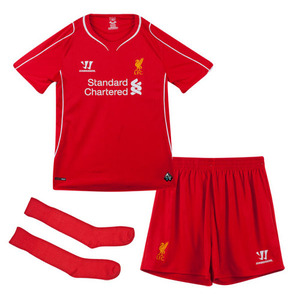 [해외][Order] 14-15 Liverpool(LFC) Home  Mini KIT - KIDS