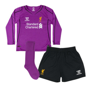 [해외][Order] 14-15 Liverpool(LFC) home GK Mini KIT - KIDS