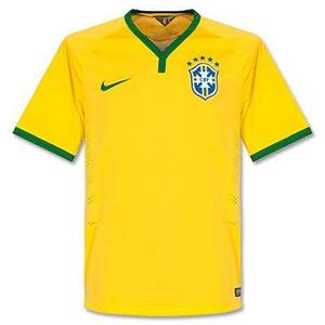 [Order] 14-15 Brasil (CBF) Authentic Home - Authentic