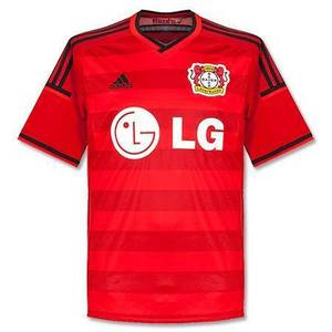 14-15 Bayer Leverkusen Home + 7 SON (손홍민저지)