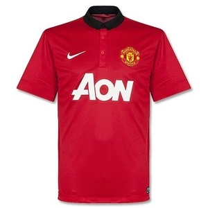 13-14 Manchester United Home