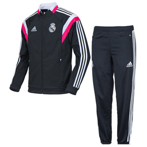 14-15 Real Marid Training Presentation (PES) Suit