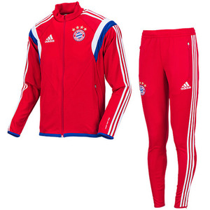14-15 Bayern Munchen Boys Training Suit - KIDS