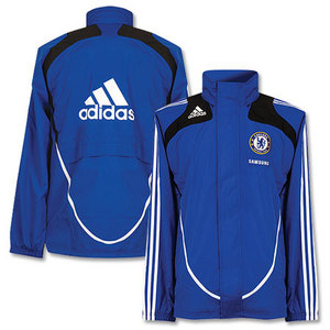 08-09 Chelsea Rain(All Weather) Jacket - Blue
