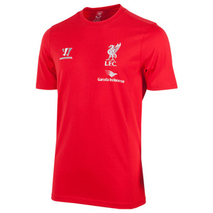 [해외][Order] 14-15 Liverpool(LFC) Training T-Shirt - High Risk Red