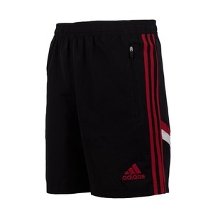 [Order] 14-15 AC Milan Training Woven Shorts - Black