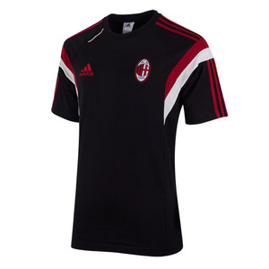 [Order] 14-15 AC Milan Training Shirt - Black