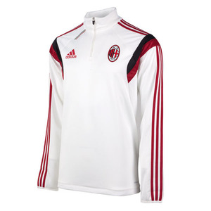 [Order] 14-15 AC Milan Training Top - White