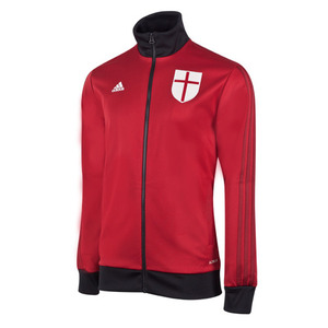 [Order] 14-15 AC Milan Core Track Top - Victory Red