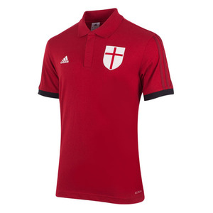 [Order] 14-15 AC Milan Core Polo - Victory Red