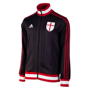[Order] 14-15 AC Milan Track Top - Black