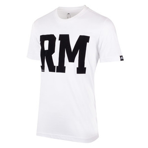 [Order] 14-15 Real Madrid Core Graphic T Shirt - White
