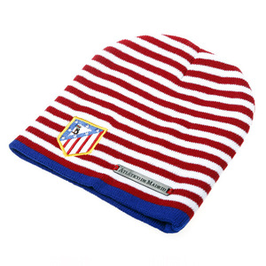 [Order] 14-15 AT Madrid Zebra Beanie