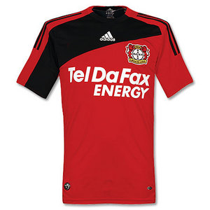 08-09 Bayer Leverkusen Home