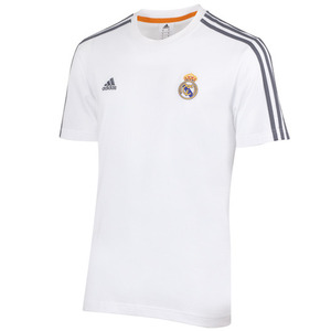 [Order] 13-14 Real Madrid Core T-Shirt - White