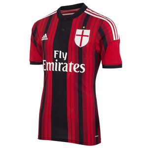 [Order] 14-15 AC Milan Home Authentic adizero - AUTHENTIC