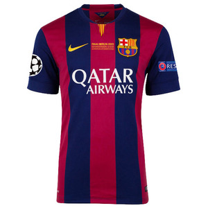 [Order] 14-15 FC Barcelona UCL(UEFA Champions League) Final Home With Full SET - 챔피언스 리그 결승전 저지