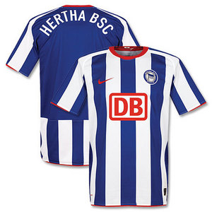 08-09 Herta BSC Berlin Home