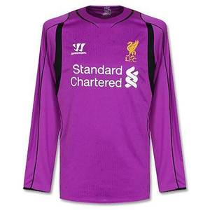[Order] 14-15 Liverpool(LFC) Boys UCL (Champions League) Home GK L/S - KIDS