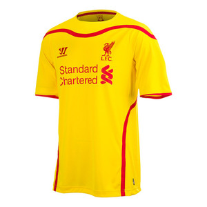 [Order] 14-15 Liverpool(LFC) Boys UCL (Champions League) Away L/S - KIDS