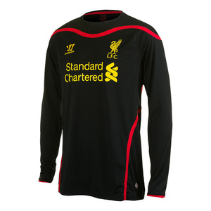 [Order] 14-15 Liverpool(LFC) UCL (Champions League) Away GK L/S