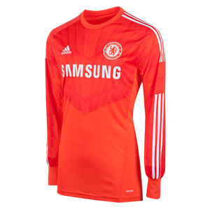 [해외][Order] 14-15 Chelsea (CFC) UCL (Champions League) Boys GK Home - KIDS