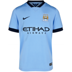 [Order] 14-15 Manchester City Boys UCL (Champions League) Home - KIDS