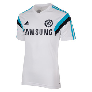 [해외][Order] 14-15 Chelsea(CFC) Boys Training Jersey (White) - KIDS