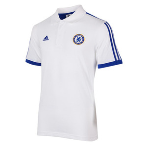 [해외][Order] 14-15 Chelsea(CFC) Core Polo (White)