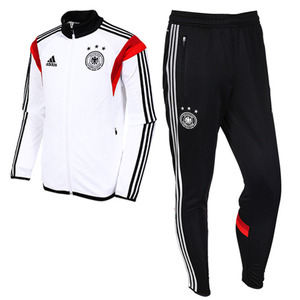 [해외][Order] 13-14 Germany (DFB) Training Suit - White/Black