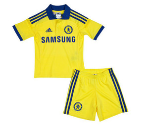 [해외][Order] 14-15 Chelsea (CFC) Away Mini Kit - INFANT