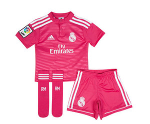 [해외][Order] 14-15 Real Madrid Away Mini Kit - KIDS