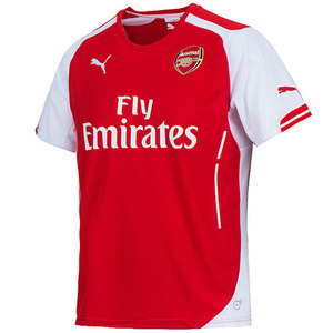 14-15 Arsenal UCL(Champions League) Home