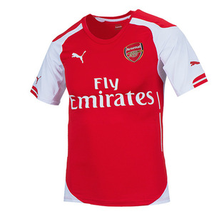 14-15 Arsenal Authetic UCL(Champions League) Home - AUTHENTIC