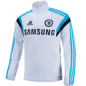 14-15 Chelsea (CFC) Training Top - White