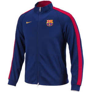 14-15 Barcelona Boys N98 Authentic Track Jacket- KIDS