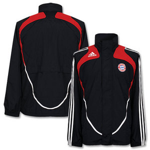08-09 Bayern Munch Rain(All Weather) Jacket + Full Spon