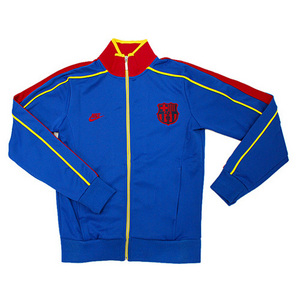 08-09 Barcelona Full-Zip Jacket