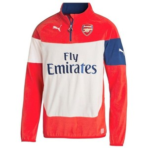 [해외][Order] 14-15 Arsenal Training Fleece Top